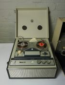 Elizabethan Model LZ32/34 Tape Recorder, Also with a Double Decca 46 etc