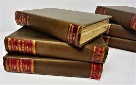 Sir Walter Scott, Set of Edinburgh Waverley Novels, Printed by T and A Constable, Causewayside