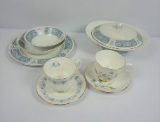 Three Boxes of Assorted China, Tea and Dinner Wares