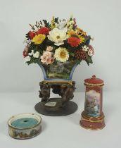 The Bradford Exchange Limited Edition 50 States Flower Bouquet, By Thomas Kincade, No B1963, 30cm