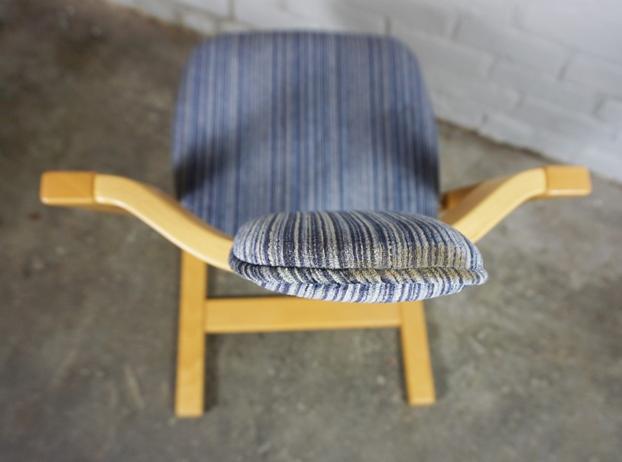 Stokke of Norway, Contemporary Rocking Chair, Having a label to the underside, 92cm high - Image 4 of 6