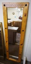 Six Assorted Wall Mirrors, (6)