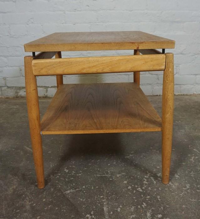 Retro Teak Table, 53cm high, 75cm wide - Image 3 of 4