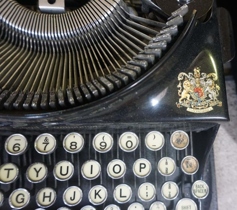 Imperial Typewriter - Image 2 of 4