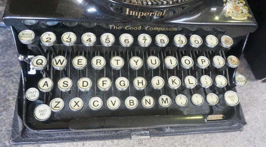Imperial Typewriter - Image 4 of 4