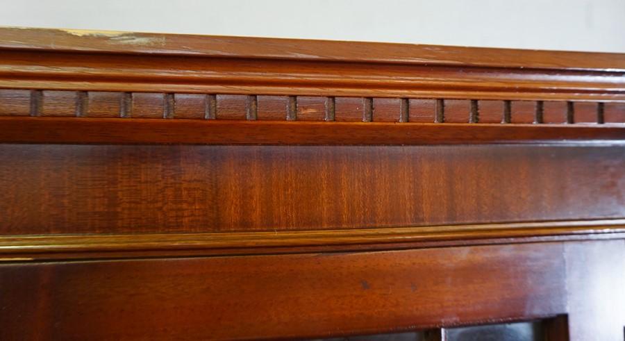 Reproduction Corner Cabinet, 182cm high, 92cm wide, 63cm deep - Image 6 of 6
