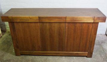 Modern Sideboard, 80cm high, 157cm wide, 44cm deep