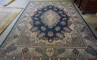 Indian style Machine Made Carpet, 333cm x 235cm