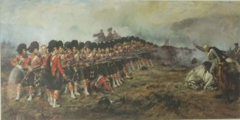 After Lionel Edwards, Signed Limited Edition Print, 24cm x 39.5cm, With two similar Military related
