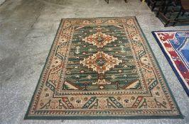 Persian style Machine Made Rug, 211cm x 160cm
