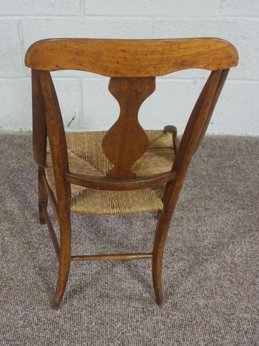 Childs Wicker Chair, made in Mellerstain 1965 - Image 5 of 5