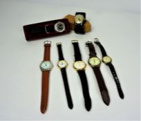 Mixed Lot of Wristwatches, To include a Revue Sport Watch