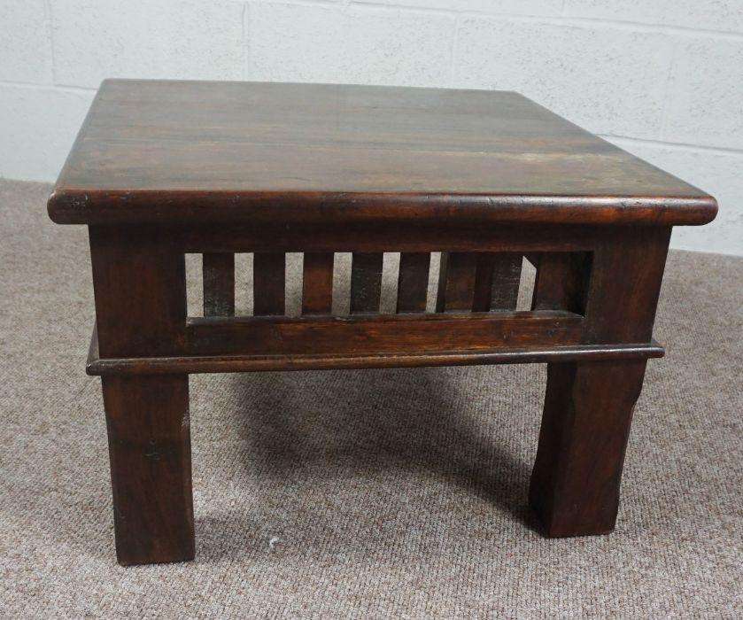 A Modern Teak Coffee Table - Image 6 of 8