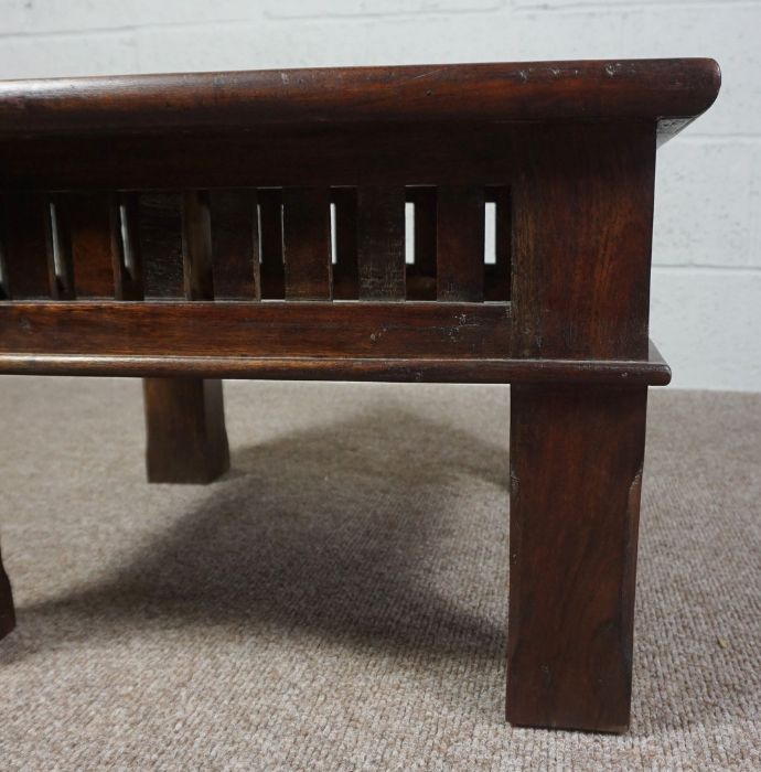 A Modern Teak Coffee Table - Image 8 of 8