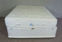 King Sized Divan Bed and Mattress