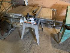 """CRAFTSMAN 10"""" TABLE SAW, 1 PH. W/ STAND"""