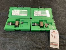 GREENLEE D-SUBMINATURE PANEL PUNCHES W/ CASE