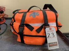 PARAMEDICS FIRST AID KIT W/ BAG