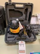 CST/BERGER LM54 CROSS LEVEL MULTI-LASER W/ CASE & ACCESSORIES