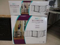 """KIDCO 9""""-22CM GATE EXTENSIONS"""