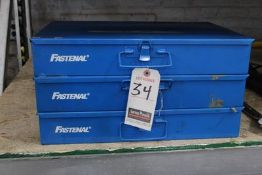 """DURHAM FASTENAL 18"""" 1D METAL FASTENER STORAGE CAB.'S"""