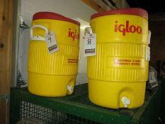 IGLOO 5 GAL. 1-SPIGOT THERMAL DRINK DISPENSER