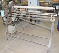 Ruf Machinery Core Cutter