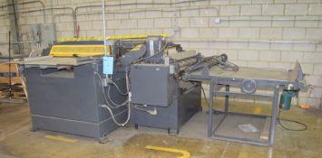 Crawley Book Machinery Board Cutter