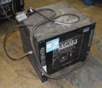 (1) Douglas 36 Volt Battery Charger, Model LTH3-18-1200, Serial# LC137519.