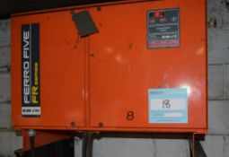(1) C&D Technologies 36 Volt Battery Charger, Model FR18HK750M, Serial# CPI-970830.