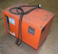 (1) C&D Technologies 36 Volt Battery Charger, Model FR18HK750S, Serial# DPI-980558.