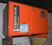 (1) C&D Technologies 36 Volt Battery Charger, Model FR18HK750S, Serial# LPI968050.