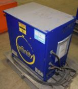 (1) Stanbury Electrical Engineering 36 Volt Battery Charger, Model PEI 18/10, Type PEI 18/750R30, Se