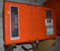 (1) C&D Technologies 36 Volt Battery Charger, Model FR18HK640S, Serial# IPIU956882.
