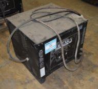 (1) Douglas 36 Volt Battery Charger, Model LTH3-18-1200, Serial# LC137580.