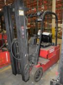 (1) Raymond Sit Down Electric Forklift PARTS MACHINE, Model 445-C40TT, Serial# 445-11-10355.