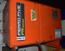 (1) C&D Technologies 36 Volt Battery Charger, Model FR18HK750M, Serial# CPI-970831.