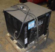 (1) Douglas 36 Volt Battery Charger, Model LTH3-18-1200, Serial# LC137578.