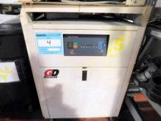 Gardner Denver RNC Series Refrigerated Type Compressed Air Dryer, Model RNC150A1C2.