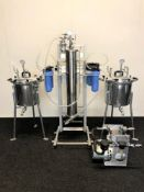 Essential Innovations CRC Fiters EP-05 Ethanol Extraction & Purification System