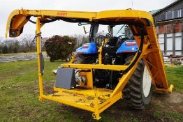 Kirpy CBD Hemp Harvester