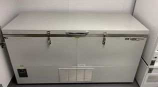 So-Low Chest Style Freezer