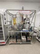 Root Sciences Wiped Film Short Path Distillation Automated System.