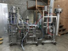 """Eden Labs """"The Transformer"""" 40L Hi-Flo 2K Extractor. Extraction Skid Only"""