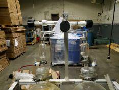 Liquid Distillation/reflux system