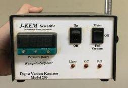J-Kem Digitial Vacuum Regulator