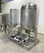 Pinnacle Stainless Complete Full Set Up Extraction Bundle