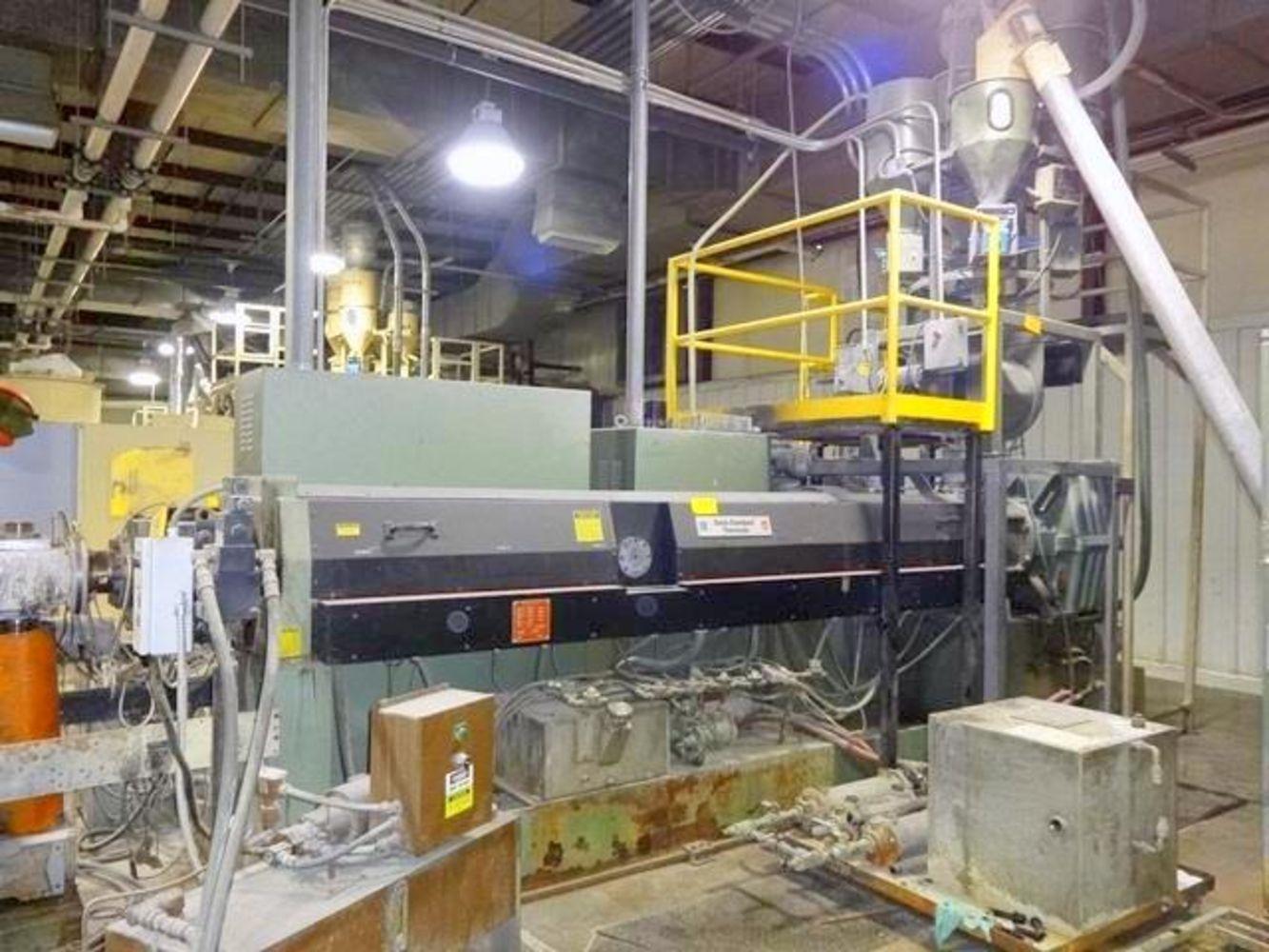 Plastic Sheet Lines & Ancillary Equipment