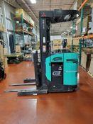 Mitsubishi 3,000-LB Electric Lift Truck Model ESR15N