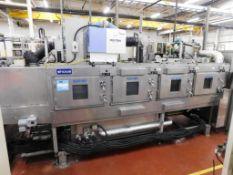 Showa Stainless Steel Scroll Washing Line
